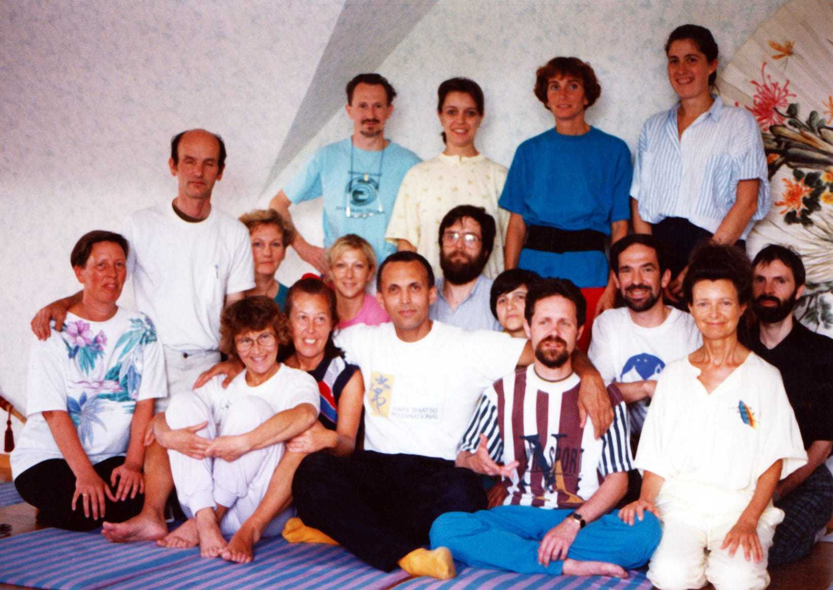 shiatsu belgium 80s on Rex Lassalle's website